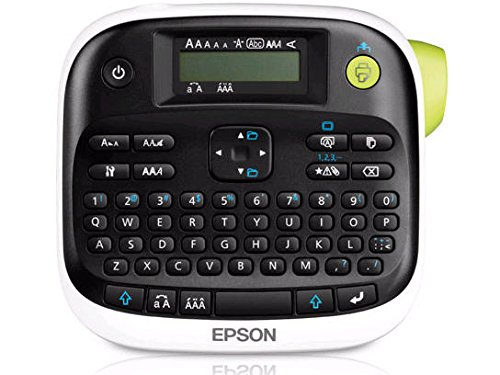 4. Epson LabelWorks LW-300 Label Maker